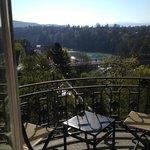 joli balcon vue magnifique