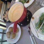 fondue fribourgeoise