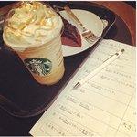 I love to study in starbuks ,,!