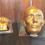 Lincoln Hand & Life Mask