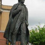Andrew Johnson Statue