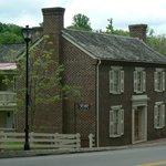 Andrew Johnson Home