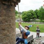 View from Rapunzel's Castle
