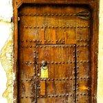 Ancient Fez Door