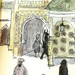 The Medina, Fez