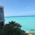 Ocean Restaurant & view