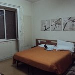 quarto com varanda