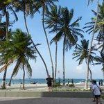 playa publica y peatonal