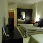 San Martin Plaza Hotel Foto