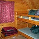 Cabin minus the moths