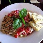 Pomodorro was DELISH!!! Really great flavor, very fresh!