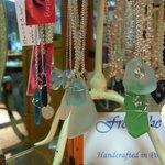 local beach glass jewellery