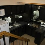 The Fully Furnished Kitchen