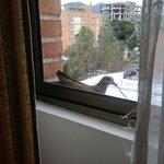 Vista de la ventana