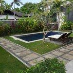 2 bed 2 bath Deluxe Pool Villa