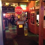 Gino's east entry