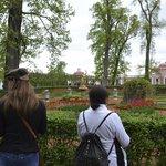 In the Gardens with Svetlana