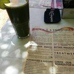 Green juice....YUMMM