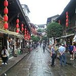 Ciqikou Old Town in Chongqing