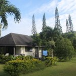 1 bedroom bungalow and grounds