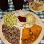 Thanksgiving on a plate on any given Sunday!
