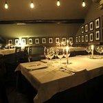 la fascinosa sala delle forchette, ricordi di viaggio di clienti e dei titolari