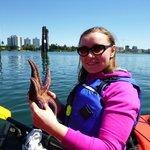 kayaking in Victoria