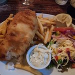 The Sailor's Bar Fish and Chips