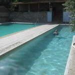 Outdoor thermal pool & cold plunge pool