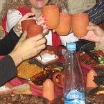Ayia Anna tavern  -traditional pottery