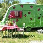 Vintage Caravans for hire