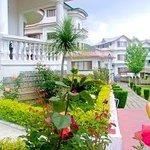 Hotel Sai Gardens....a new paradise found