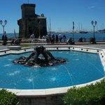 fontana e Castello