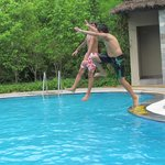 Jumping...