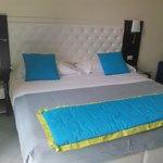 Massive bed (One mattress)