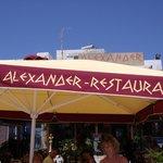 Alexanders Restaurant, Kardamena Kos