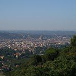 Vistas a Florencia desde la habitación