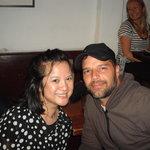 Ricky Martin dine at Mojo's 31/5/13