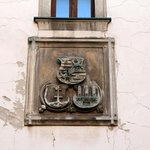 St. Michael's Tower & Street (street side decor)