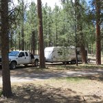 Jemez Falls Campground