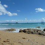 Avithos beach - 12 minute walk