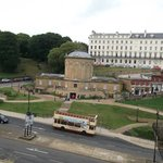The Rotunda Museum from the bridge