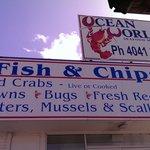 Foto de Ocean World Seafood Market