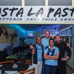 Hasta La Pasta Team