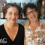 The owners Mia and Litus
