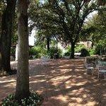 angoli di relax nel parco