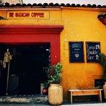 Oaxacan coffee Foto