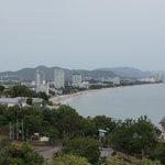 view of Hua Hin Bay