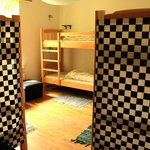 Six bed dorm