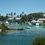 Bermuda Flatts - Outside Brightside Guest Apartments